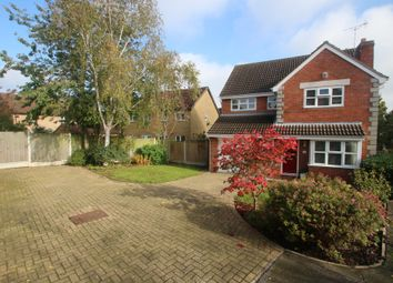Thumbnail 4 bed detached house for sale in Barnwell Drive, Hockley