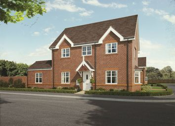 Thumbnail 3 bedroom detached house for sale in Medstead, Alton, Hampshire