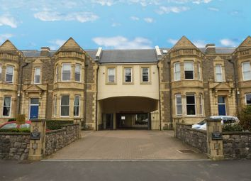 Thumbnail 2 bed flat for sale in Clarence Road North, Weston-Super-Mare