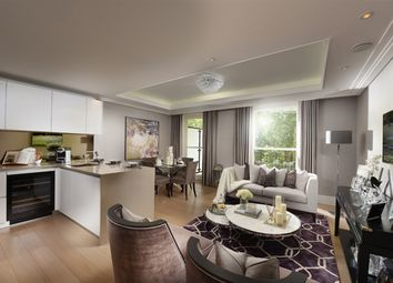 Thumbnail 3 bedroom flat for sale in Copse Hill, Wimbledon, London