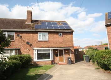 Thumbnail 3 bedroom semi-detached house to rent in Queensway, Leamington Spa