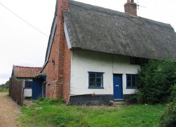 Thumbnail 1 bed semi-detached house to rent in Willow Corner, Wortham