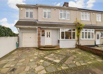 4 bed semi-detached house for sale in Iris Crescent, Bexleyheath, Kent DA7