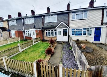 Thumbnail 3 bed terraced house to rent in Somerfield Road, Bloxwich, Walsall
