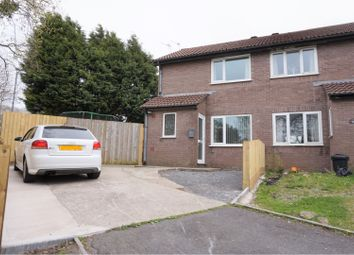 Thumbnail 2 bedroom semi-detached house for sale in St. Nicholas Close, Waunarlwydd