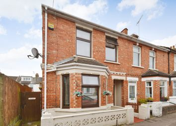 Thumbnail 3 bed terraced house for sale in Ernwell Road, Folkestone