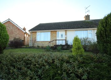 Thumbnail 2 bedroom bungalow for sale in Quinton Road, Needham Market, Ipswich