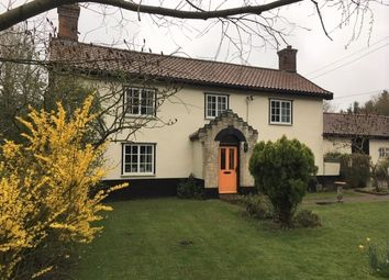 Thumbnail 5 bed farmhouse for sale in Short Green, Winfarthing, Diss