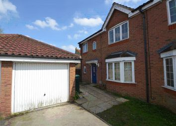 Thumbnail 4 bed semi-detached house to rent in Clifton Moor, Oakhill