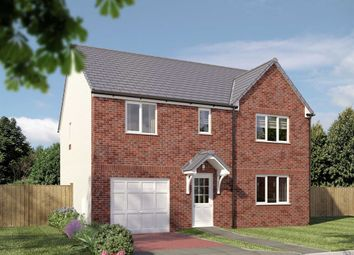 "Thumbnail 5 bed detached house for sale in ""The Warriston "" at Chambers Court, High Street, Kinross"
