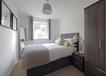 Thumbnail 2 bed flat to rent in Edwin Court, Eccles, Manchester