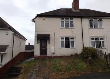 Thumbnail 3 bedroom semi-detached house for sale in Longbank Road, Tividale, Oldbury, West Midlands