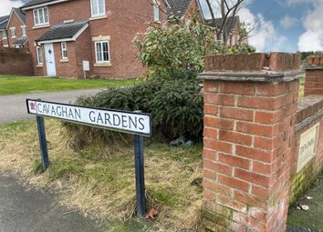 Thumbnail 4 bed town house for sale in Cavaghan Gardens, Carlisle