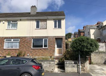 Thumbnail 3 bedroom end terrace house for sale in Sussex Road, Ford, Plymouth