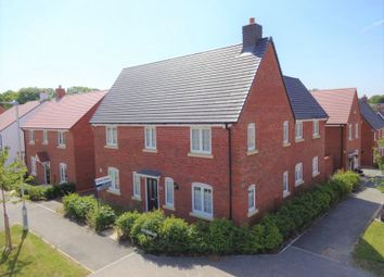 Thumbnail 4 bed detached house for sale in Abacot Grove, Houghton Regis, Dunstable