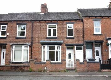 Thumbnail 3 bedroom terraced house for sale in Sneyd Terrace, Silverdale, Newcastle-Under-Lyme