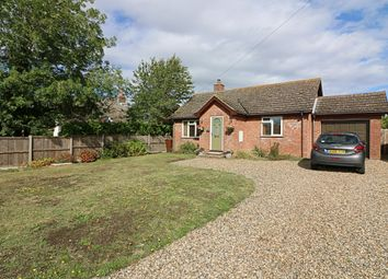 Thumbnail 2 bedroom detached bungalow for sale in Harvey Lane, Dickleburgh, Diss