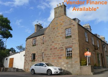 Thumbnail 4 bed end terrace house for sale in Beautiful Home And Business, 1 High Street, Dornoch