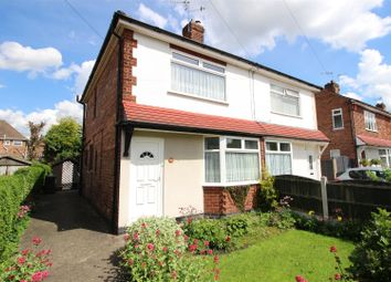 Thumbnail 2 bed semi-detached house for sale in West Avenue, Stapleford, Nottingham