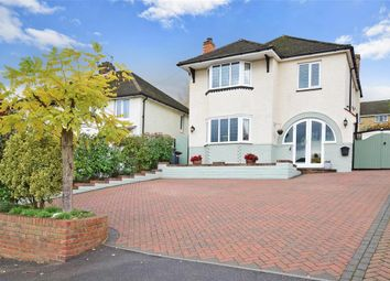 Thumbnail 3 bed detached house for sale in Fernleigh Rise, Ditton, Aylesford, Kent