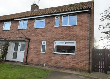 Thumbnail 3 bedroom semi-detached house to rent in Norwood Gardens, Southwell