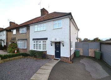 Thumbnail 3 bedroom semi-detached house to rent in Blackwell Drive, Watford
