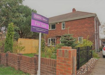 Thumbnail 3 bed semi-detached house for sale in Stoney Lane, Wakefield