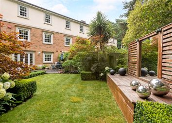 Thumbnail 5 bed semi-detached house for sale in Lyndhurst, 50 Hanger Hill, Weybridge, Surrey