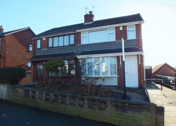 Thumbnail 3 bed semi-detached house for sale in Canterbury Drive, Bradeley, Stoke-On-Trent