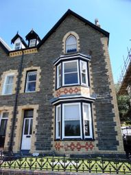 Thumbnail 1 bed flat to rent in North Road, Aberystwyth