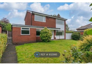 Thumbnail 3 bed detached house to rent in Newbrook Road, Bolton