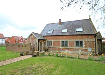Thumbnail 3 bedroom detached house to rent in Winchester Road, Fair Oak, Eastleigh