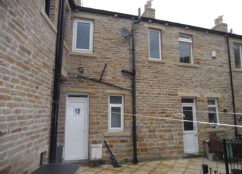 Thumbnail 1 bed terraced house for sale in Wakefield Road, Bailiff Bridge, Brighouse, West Yorkshire