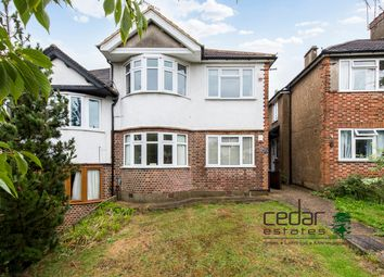 Thumbnail 2 bed flat to rent in Bryan Avenue, Willesden Green