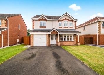 Thumbnail 4 bedroom detached house for sale in Love Drive, Bellshill