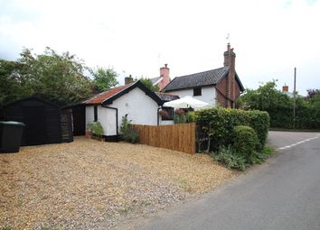 Thumbnail 2 bedroom detached house for sale in Old Market Street, Mendlesham, Stowmarket