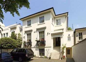 Thumbnail 3 bed flat to rent in Wellington Road, St Johns Wood, London