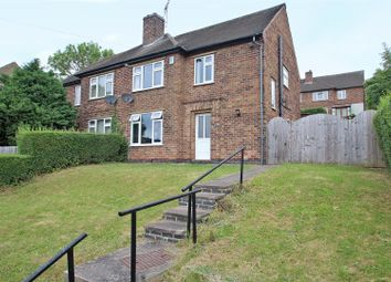 Thumbnail 3 bedroom semi-detached house for sale in Fraser Road, Carlton, Nottingham