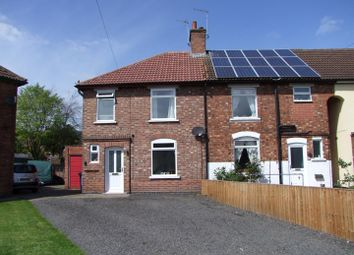 Thumbnail 3 bed property for sale in Westfield Road, Horninglow, Burton-On-Trent