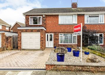 Thumbnail 4 bed semi-detached house for sale in St. Catherines Drive, Faversham
