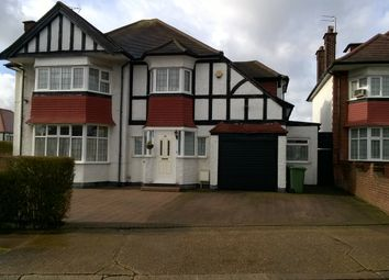 Thumbnail 7 bed detached house for sale in Barn Hill, Wembley Park