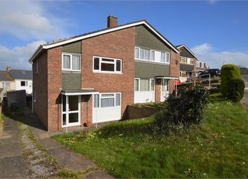 Thumbnail 3 bed semi-detached house for sale in Clifton Close, Paignton, Devon.