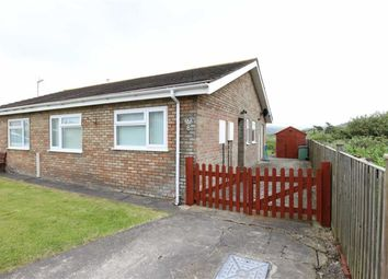 Thumbnail 2 bed semi-detached bungalow for sale in Bryngwyn Close, Borth