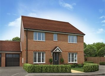 Thumbnail 4 bed detached house for sale in Knights Walk, Hare Street Road, Buntingford, Hertfordshire
