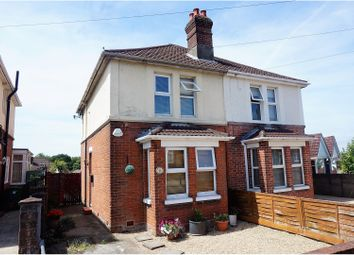 Thumbnail 3 bedroom semi-detached house for sale in South East Road, Southampton