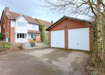 4 bed detached house for sale in Oldfield Drive, Stone ST15