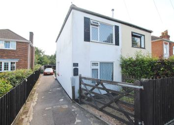 Thumbnail 2 bedroom semi-detached house for sale in Middle Road, Southampton