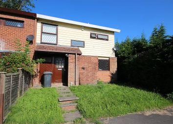 Thumbnail 3 bed end terrace house for sale in Hazlebarrow Grove, Sheffield