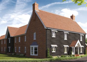 Thumbnail 2 bed flat for sale in Plot 159 Heronsgate, Blofield, Norwich, Norfolk