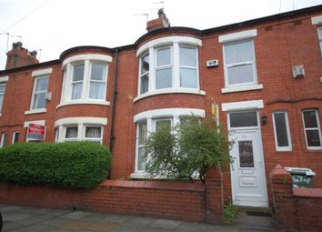 Thumbnail 3 bed terraced house to rent in Stirling Street, Wallasey, Wirral